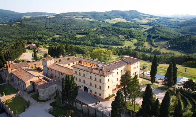 Castello Di Casole_Preferred Hotels and Reosrts