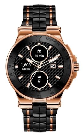 GC Smart Watch : Stay connected in style: THE SMARTEST OF LUXURIES