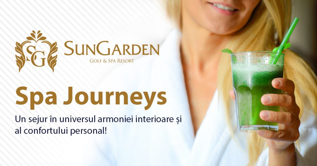 Spa Journey la Sun Garden Golf & Spa Resort 2