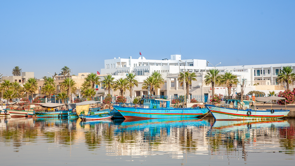 Destinatie noua de pe Aeroportul Timisoara: Tunisia 1