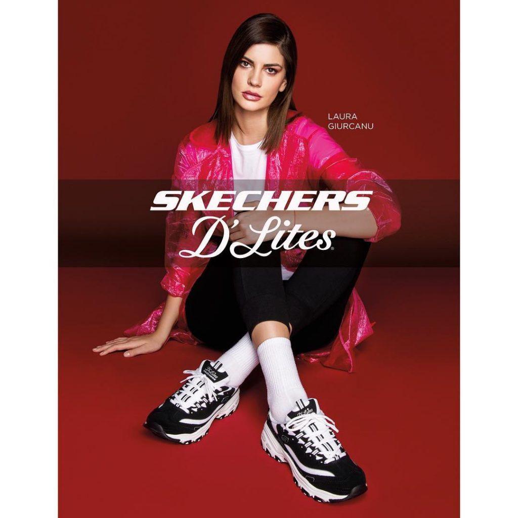 SKECHERS a lansat colecția D'Lites 3.0 pe piața din România 1