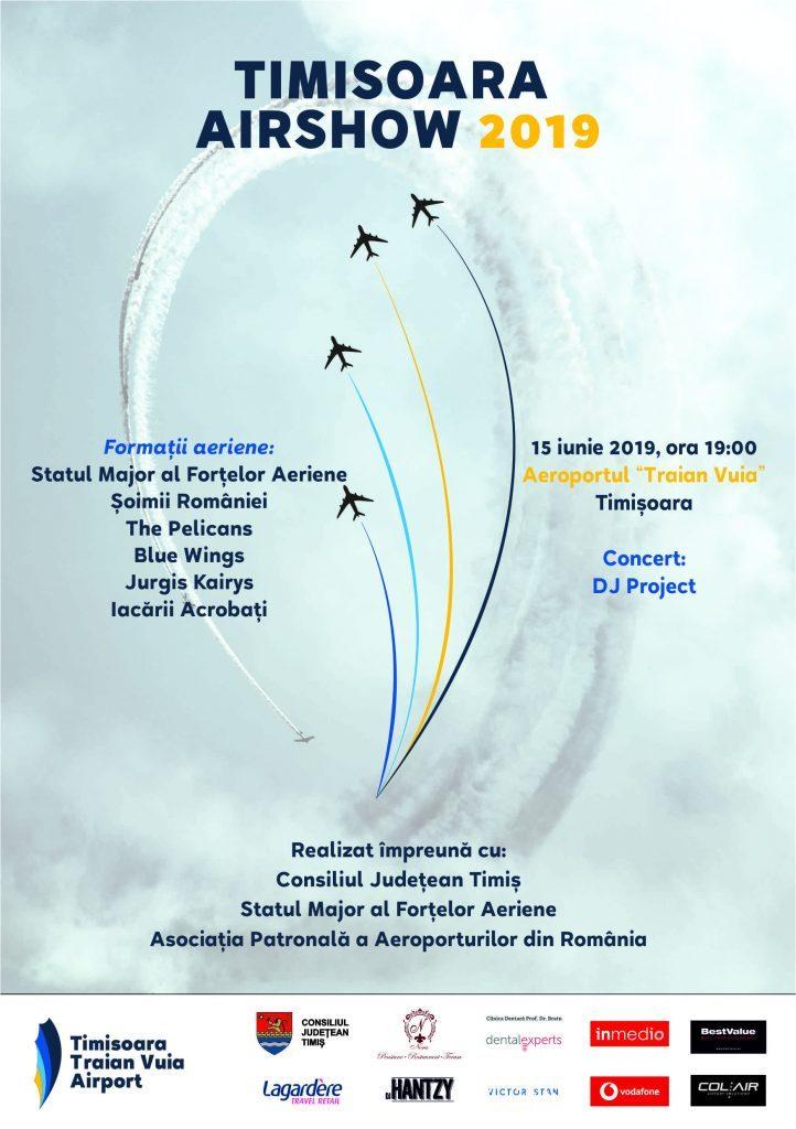 3 De Zile Pana La Cel Mai Mare Show Aviatic Din Vestul Romaniei ! 1