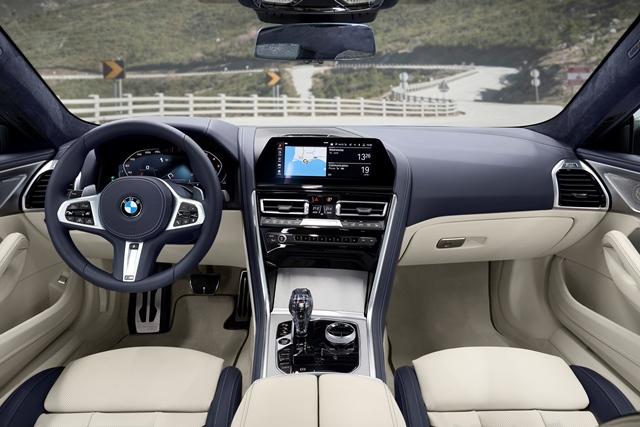 Noul BMW Seria 8 Gran Coupé 4