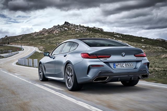 Noul BMW Seria 8 Gran Coupé 1