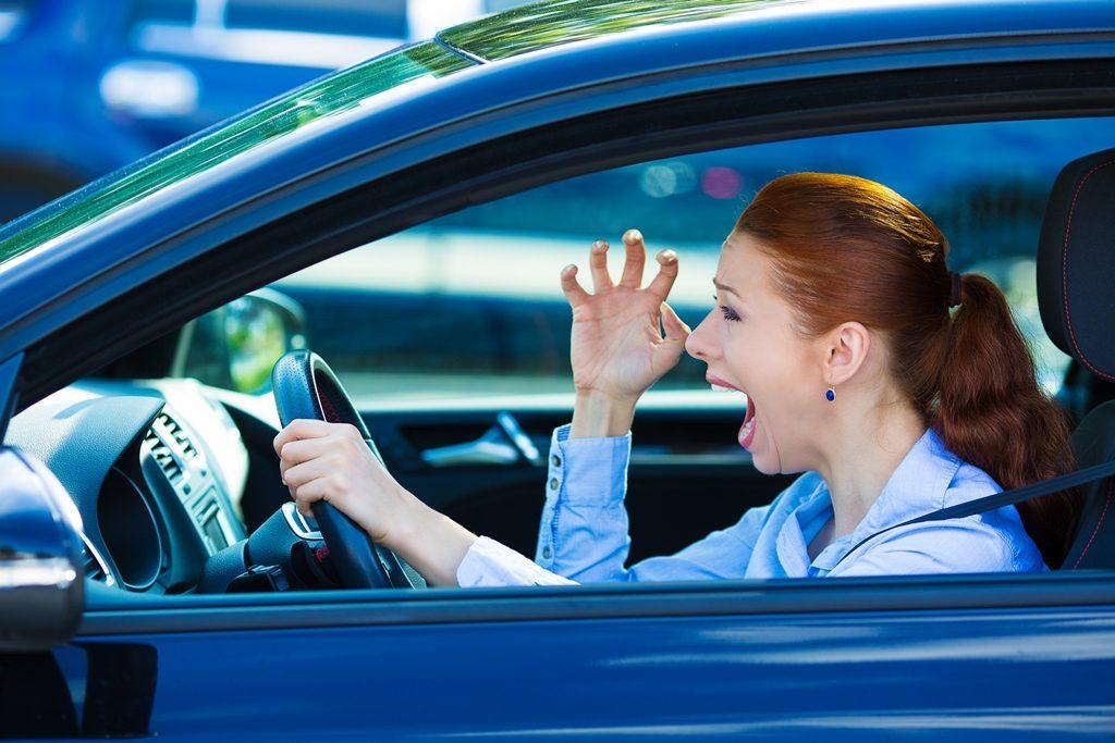De la isteric la gri juliu -         5 tipuri de șoferi recunoscuți în trafic Tu ce tip de șofer ești? 1