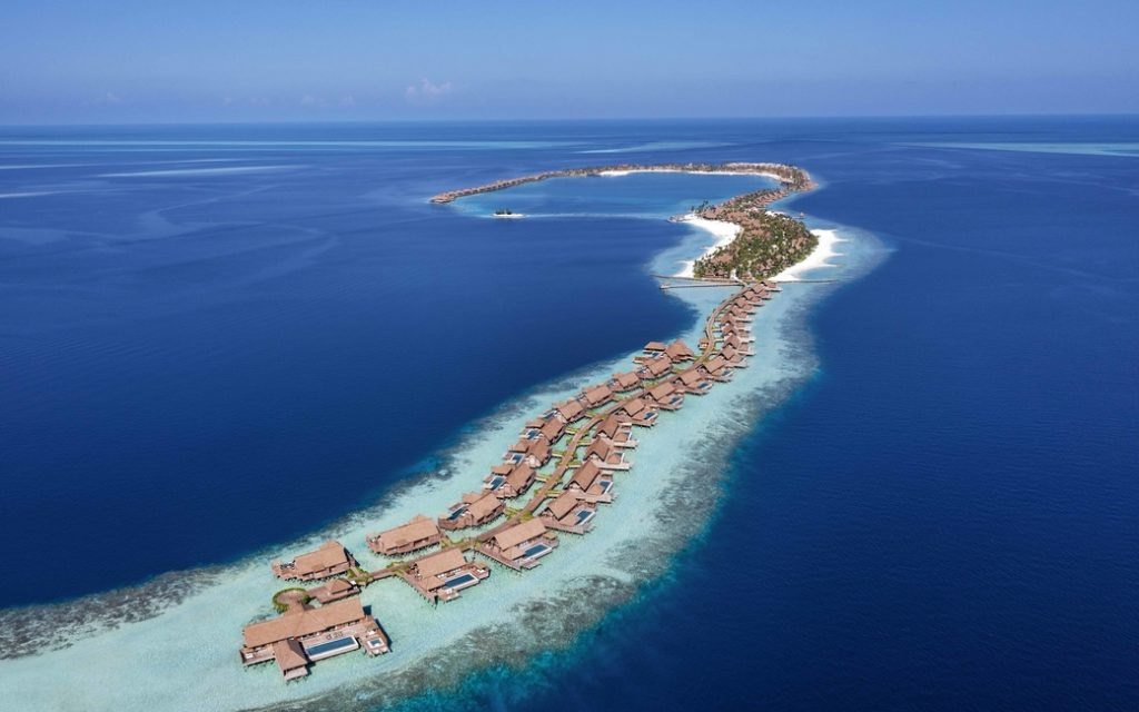 Travel-Tip:                    Waldorf Astoria Maldives 1