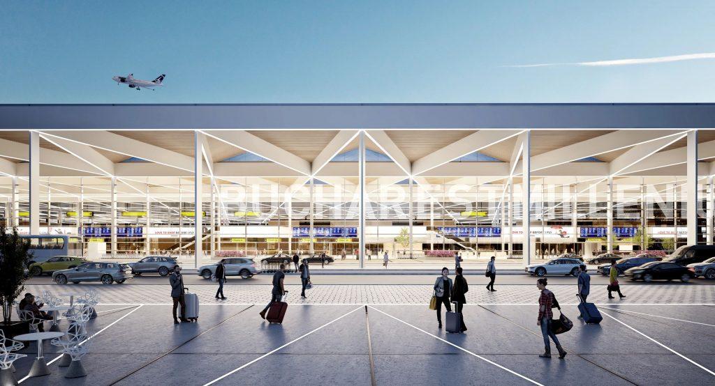 Noi detalii despre viitorul aeroport din sudul Bucureștiului 2