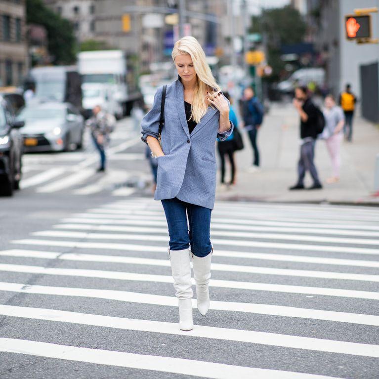 Cizmele albe: Must have-ul sezonului ! 4