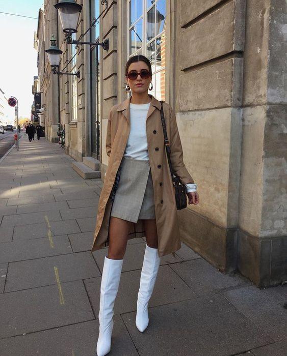 Cizmele albe: Must have-ul sezonului ! 1