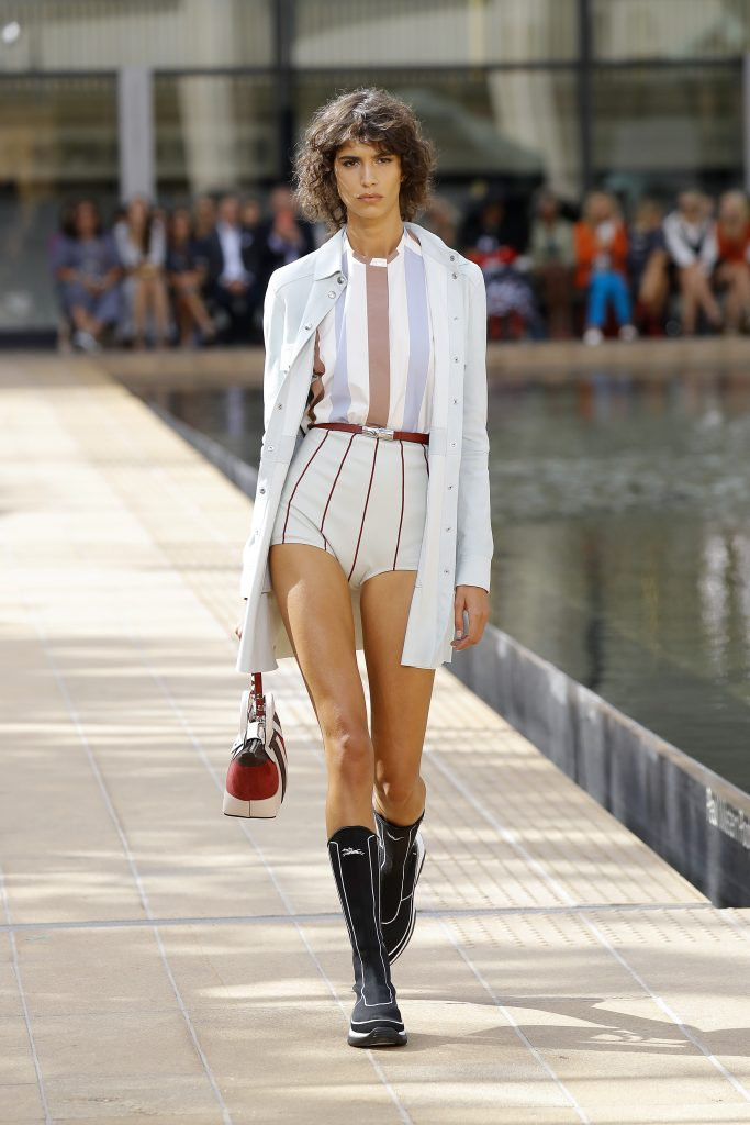 LONGCHAMP SUMMER 2020 -      NEW YORK FASHION WEEK 1