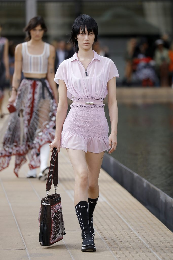 LONGCHAMP SUMMER 2020 -      NEW YORK FASHION WEEK 7