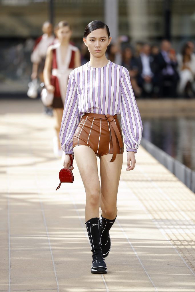 LONGCHAMP SUMMER 2020 -      NEW YORK FASHION WEEK 13