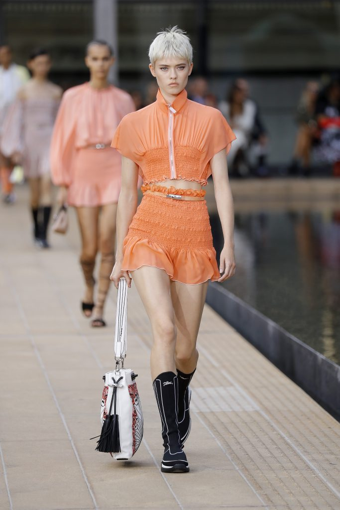 LONGCHAMP SUMMER 2020 -      NEW YORK FASHION WEEK 25