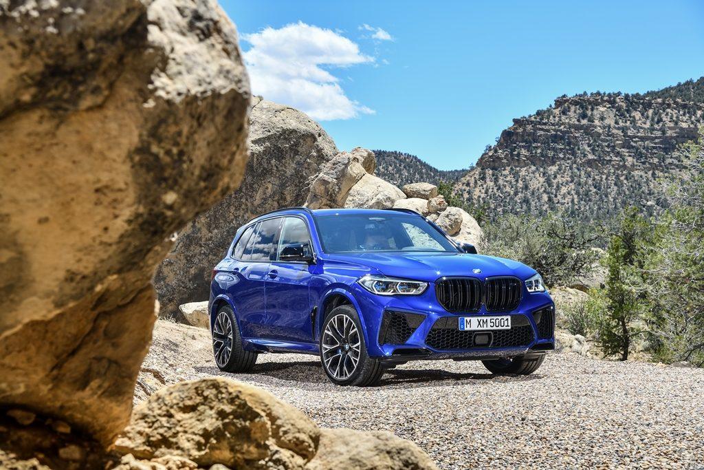 Noile BMW X5 M, BMW X5 M Competition, BMW X6 M şi BMW X6 M Competition 1