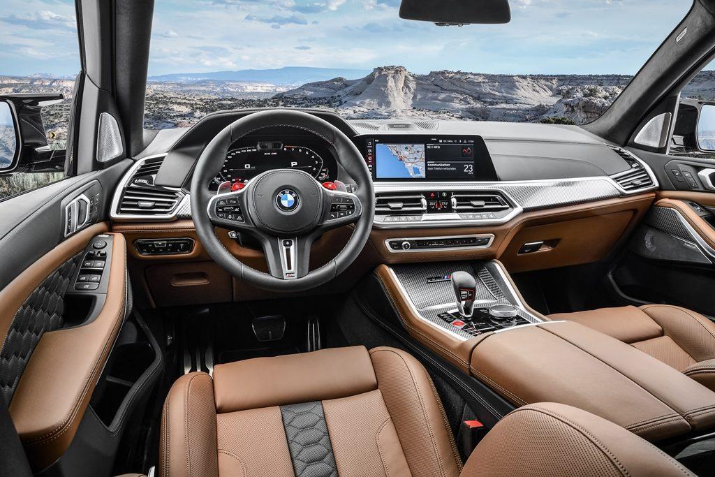 Noile BMW X5 M, BMW X5 M Competition, BMW X6 M şi BMW X6 M Competition 3