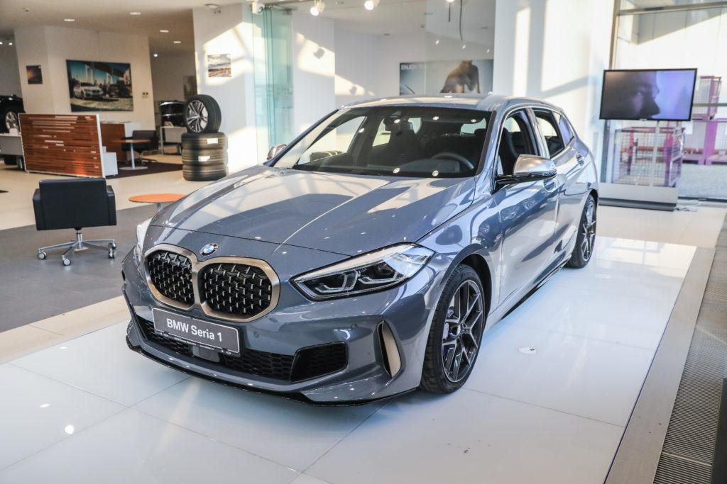 Noul BMW Seria 1 debutează în România 1