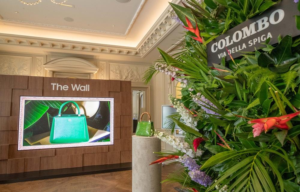 "Samsung prezintă ""The Wall Luxury"" 2"