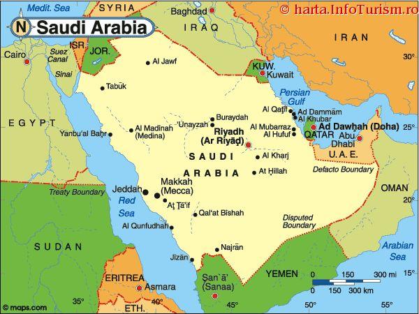 Arabia Saudită și-a deschis porțile pentru turism. Viza se poate lua on-line. 3