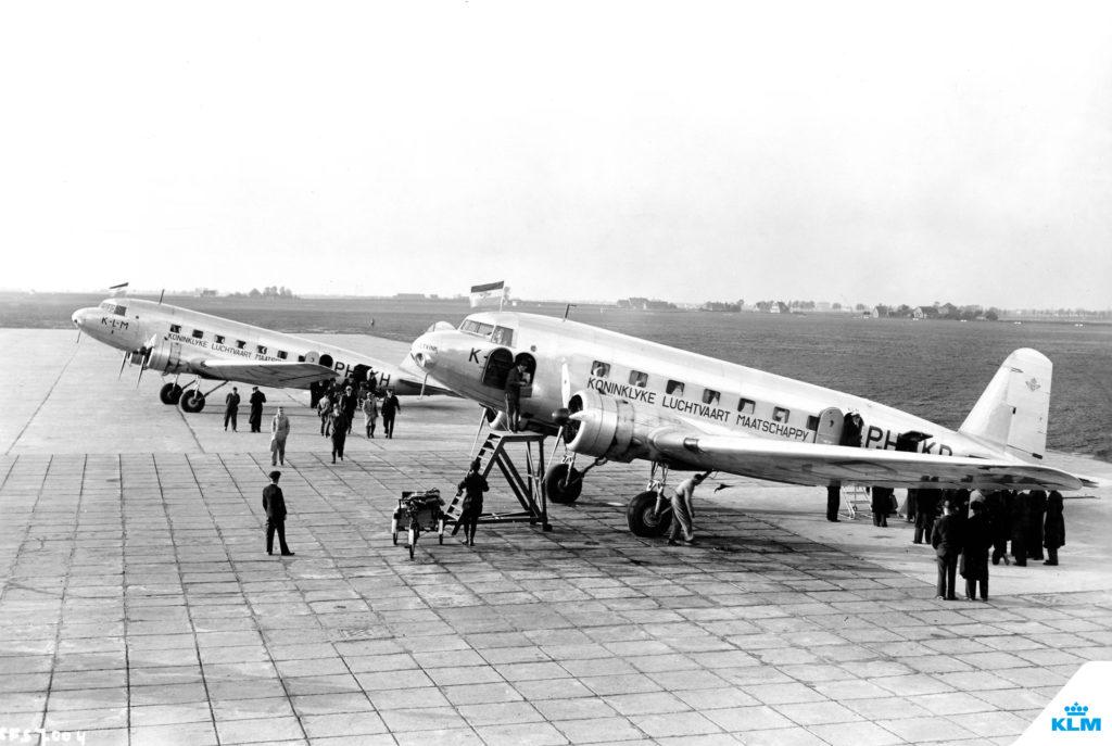 100 de ani KLM 2