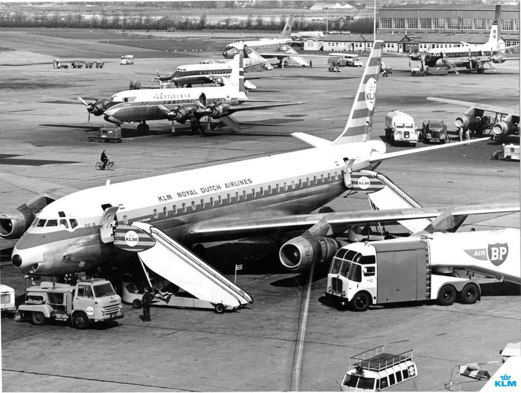 100 de ani KLM 5