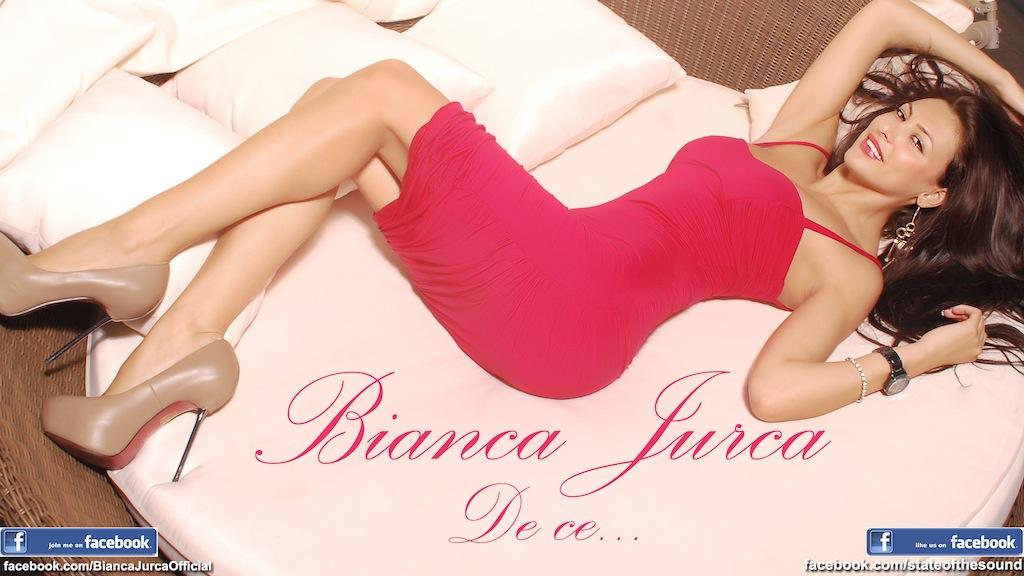 Bianca Jurca, model de frumusețe 1