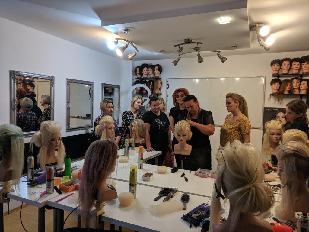 Alina Milin Beauty Academy, pentru profesioniști în frumusețe 4