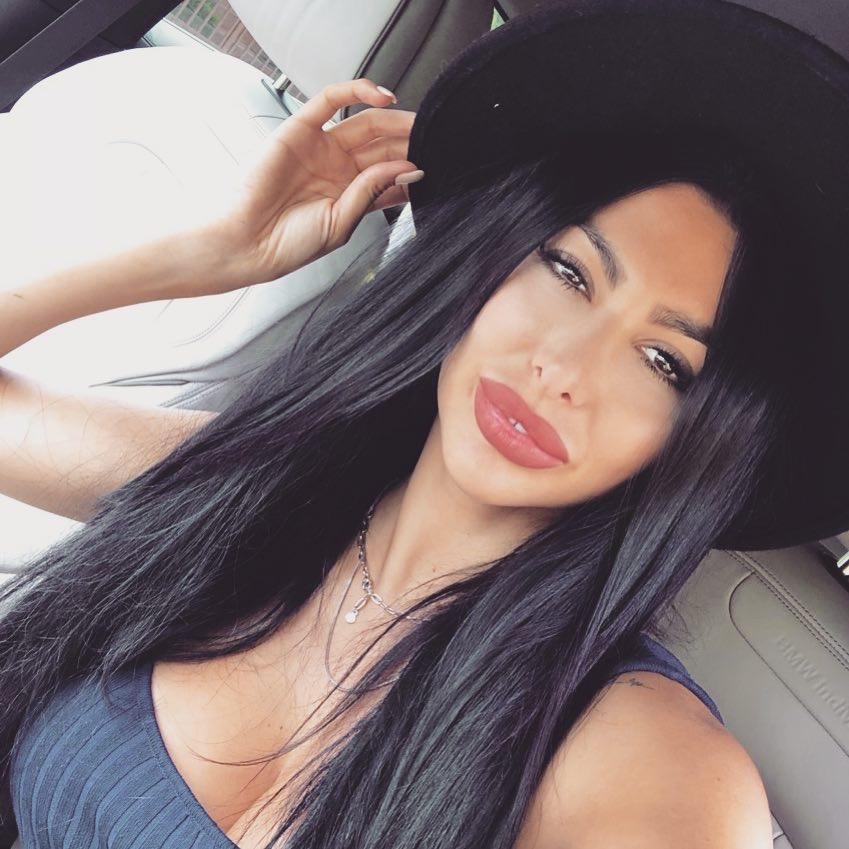 Bianca Jurca, model de frumusețe 2