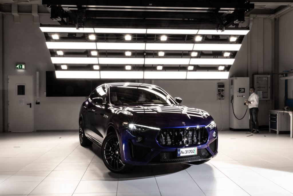 Maserati opens the doors to its Innovation Lab 2