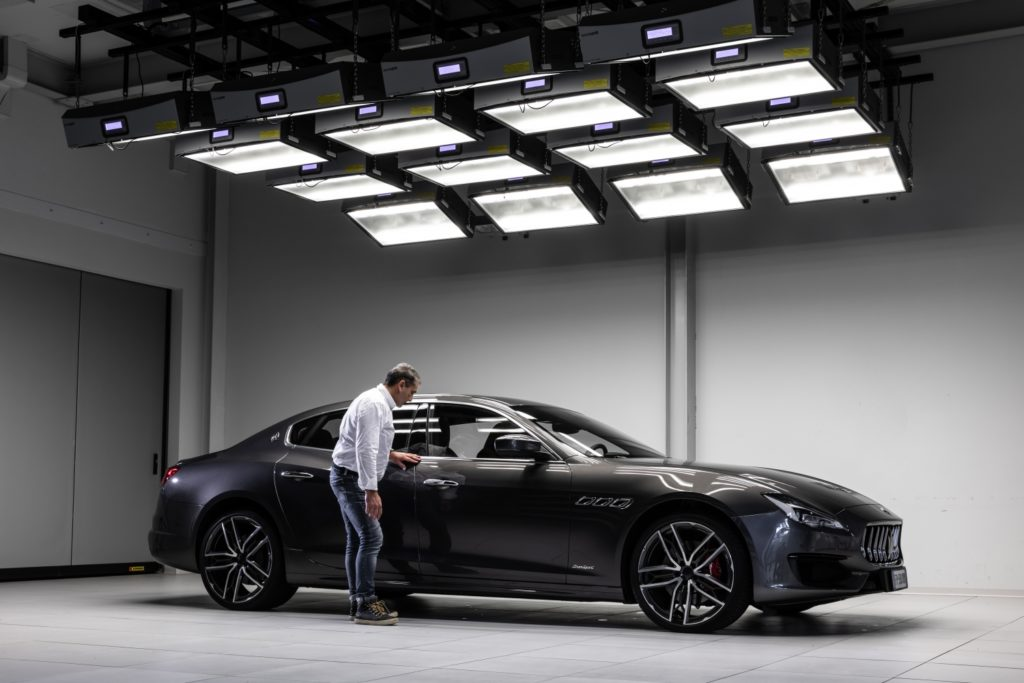 Maserati opens the doors to its Innovation Lab 4