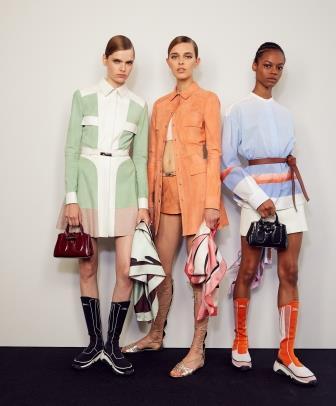 Longchamp Spring / Summer 2020 runway show 2