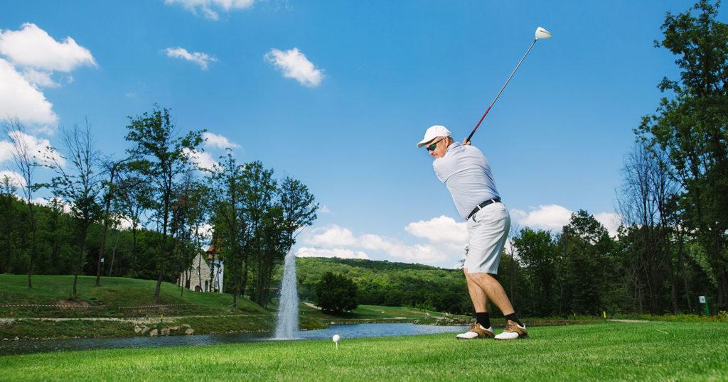 Deal la ultima gaură? Ce legătură are golful cu jobul sau golful și Networking-ul 3