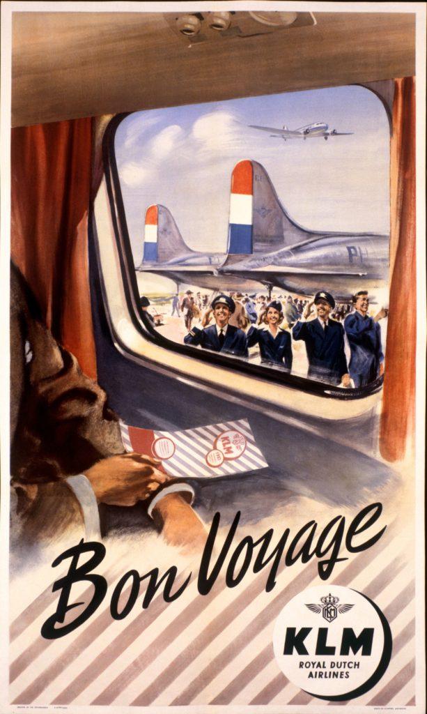 100 de ani KLM 8