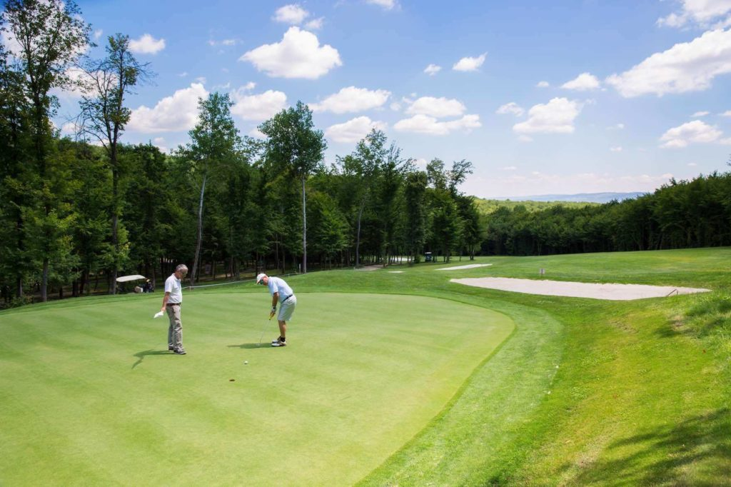 Jocul de golf fără frică 1