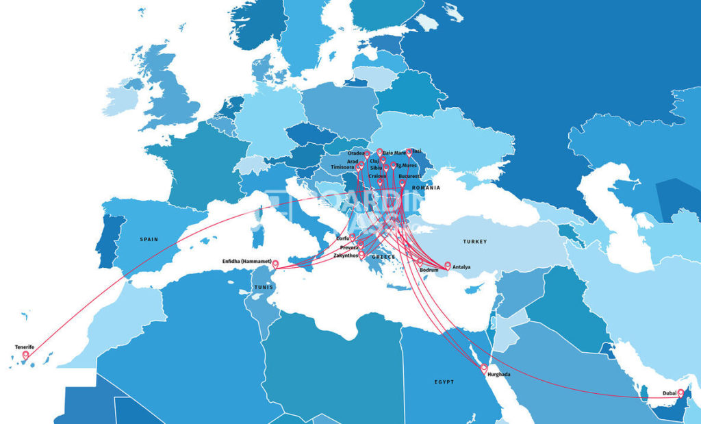 Animawings - nouă companie aeriană va opera pe piața din România 2