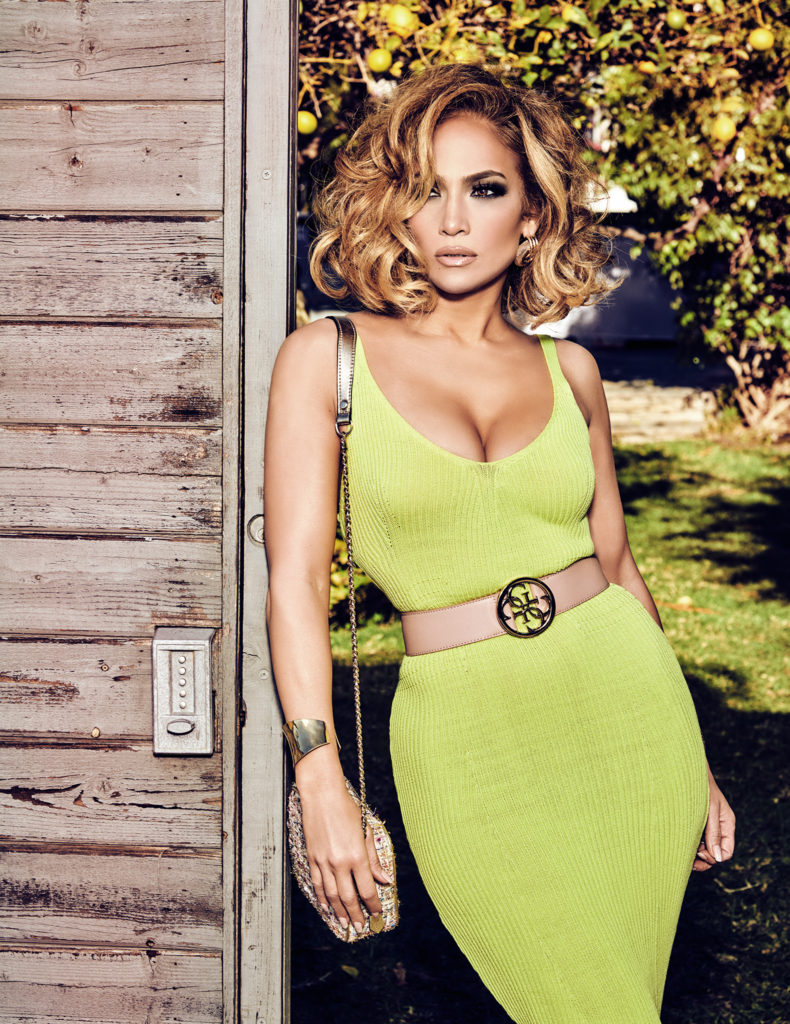 Jennifer Lopez return as the Face of GUESS & Marciano Worldwide ! 1