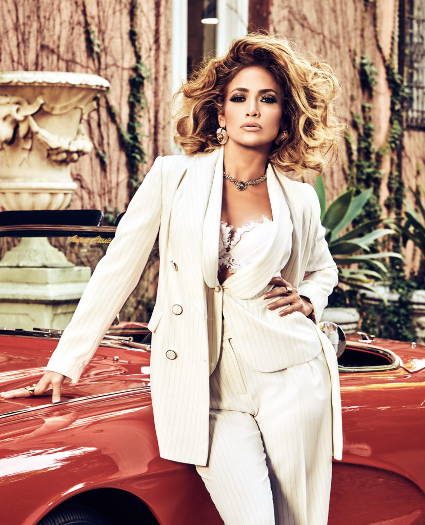 Jennifer Lopez return as the Face of GUESS & Marciano Worldwide ! 2
