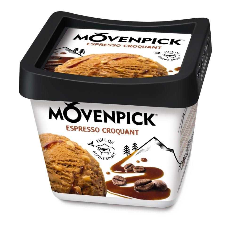 Mövenpick, înghețata numărul 1 în Elveția, întră pe piața din România 3
