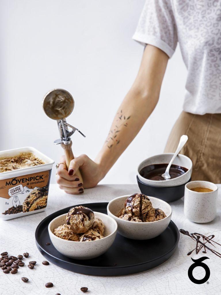 Mövenpick, înghețata numărul 1 în Elveția, întră pe piața din România 1