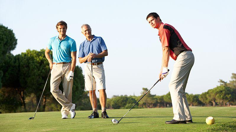Cum să faci față ambiției tale pe terenul de golf 1