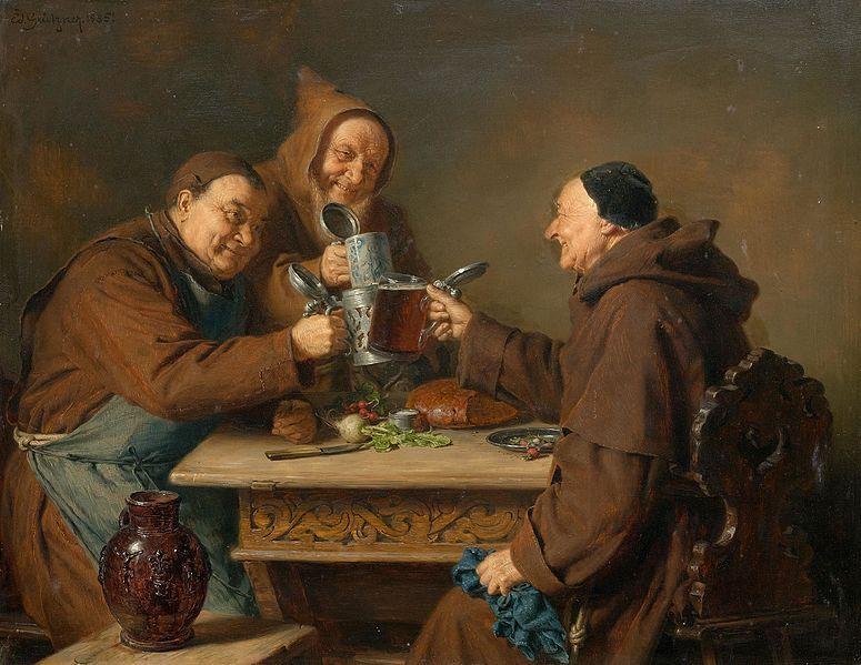 Dragi femei, multumim pentru bere! 4