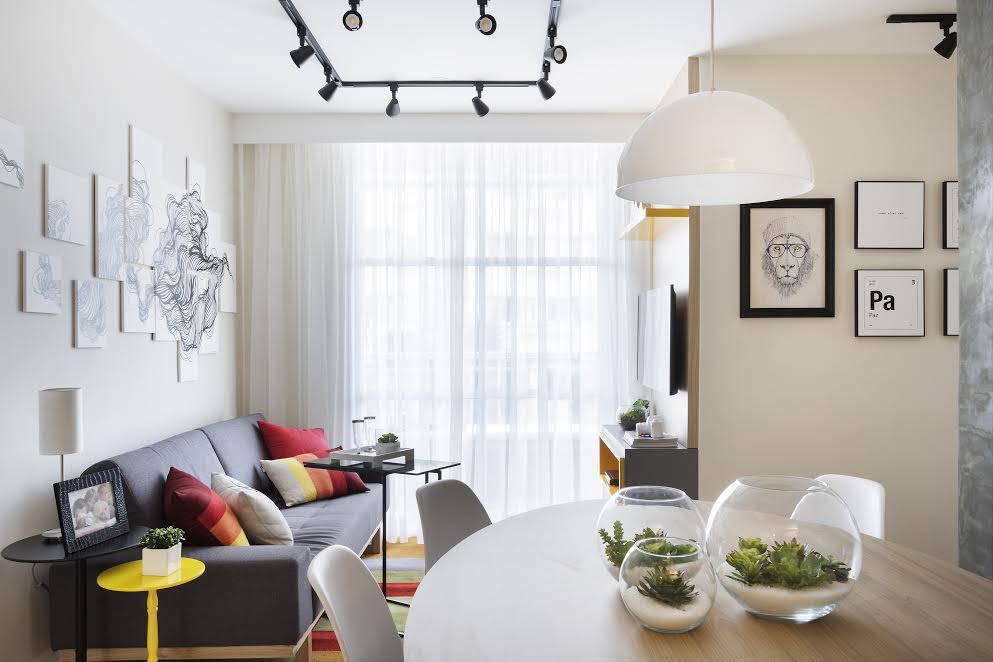 Cum să mobilezi un apartament mic sau o garsioneră? 1